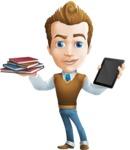 Jim Magnetizing - Book and iPad