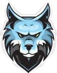 Vector Mascot Collection - Wolf Esports Mascot Design