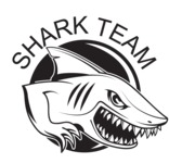 Vector Mascot Collection - Sport Shark Mascot Style Logo