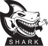 Vector Mascot Collection - Shark Mascot Emblem