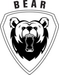 Vector Mascot Collection - Sport Team Bear Mascot Emblem
