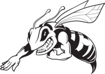Vector Mascot Collection - Bee Mascot Graphic