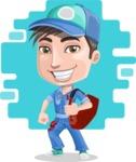 Ashton the Mechanic - Shape 7