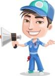Ashton the Mechanic - Loudspeaker
