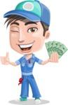 Ashton the Mechanic - Show me the money