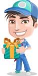 Ashton the Mechanic - Gift