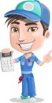 Ashton the Mechanic - Calculator