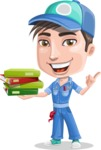 Ashton the Mechanic - Book 2