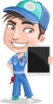 Ashton the Mechanic - iPad 2