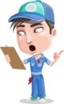 Ashton the Mechanic - Notepad 2