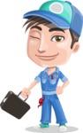 Ashton the Mechanic - Briefcase 1