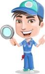Ashton the Mechanic - Search