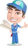 Ashton the Mechanic - Plans