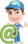 Ashton the Mechanic - E-mail