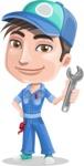 Ashton the Mechanic - Tool 1