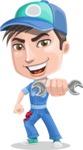 Ashton the Mechanic - Tool 2