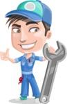 Ashton the Mechanic - Tool 3
