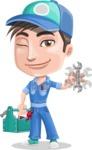Ashton the Mechanic - Tool 4