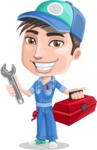Ashton the Mechanic - Tool 5