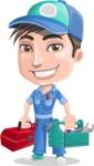Ashton the Mechanic - Tools