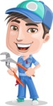 Ashton the Mechanic - Pliers