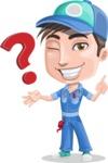 Ashton the Mechanic - Question