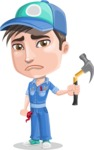 Ashton the Mechanic - Under Construction