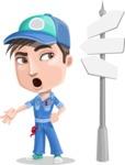 Ashton the Mechanic - Crossroad