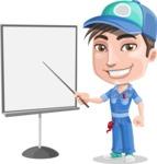 Ashton the Mechanic - Presentation