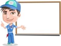 Ashton the Mechanic - Presentation 2