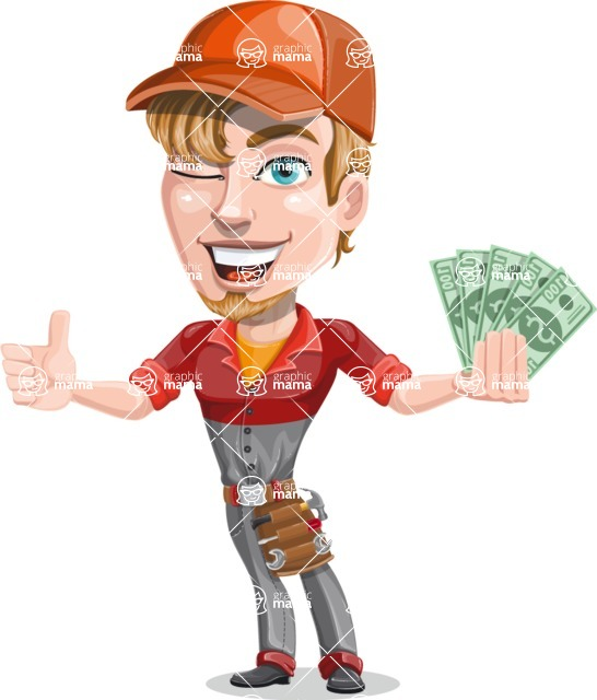 Kyle the Problem Solver Mechanic - Show me the money