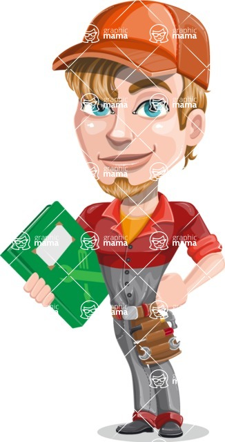 Kyle the Problem Solver Mechanic - Book 3