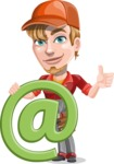 Kyle the Problem Solver Mechanic - E-mail