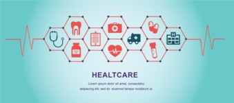 Medical Vector Collection - Modern Medical Banner Template