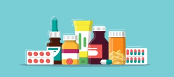 Medical Vector Collection - Vector Pills Illustration