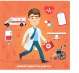 Medical Vectors - Mega bundle - Urgent Medical Care Vector Illustration