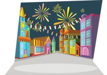 Mexico Vectors - Mega Bundle - Mexican Festival City Decoration
