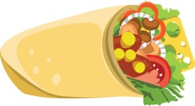 Mexican Burrito 3