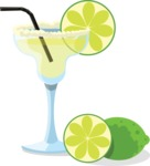 Mexico Vectors - Mega Bundle - Margarita Cocktail