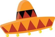 Mexico Vectors - Mega Bundle - Mexican Hat with Dingle Balls