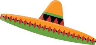 Mexico Vectors - Mega Bundle - Sombrero Mexican Hat