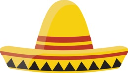 Mexico Vectors - Mega Bundle - Sombrero Hat