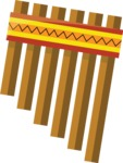 Mexico Vectors - Mega Bundle - Pan Flute