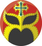 Mexico Vectors - Mega Bundle - Mexican Wrestler Mask 1