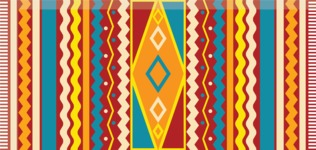 Mexico Vectors - Mega Bundle - Mexican Zapotec Rug