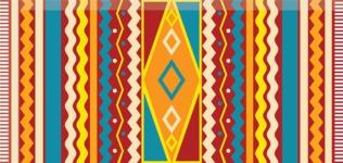 Mexico: Hola, Amigo - Mexican Zapotec Rug
