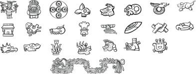 Mexico: Hola, Amigo - Mexican Symbols