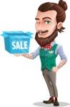 Nixon Bun the Hipster - Sale 2