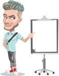 Kane Hairdye - Presentation 2