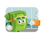 money character  - Shape 2